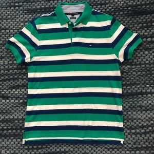 NWOT Striped polo from Tommy Hilfiger